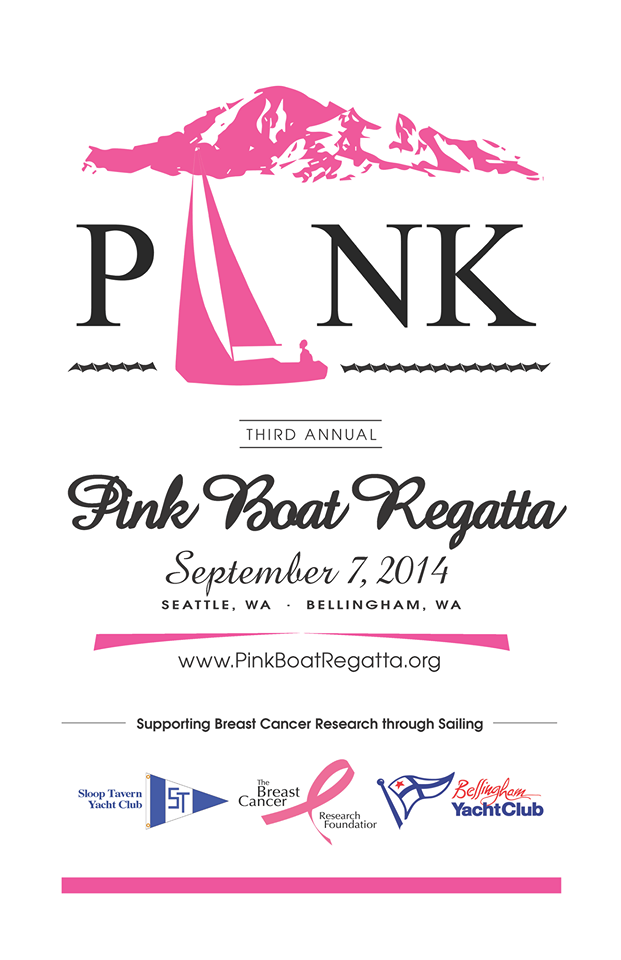 pinkboatregatta